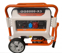 REG E3 POWER GG8000-X3 Gaz